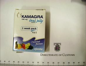 Kamagra stinningarlyf